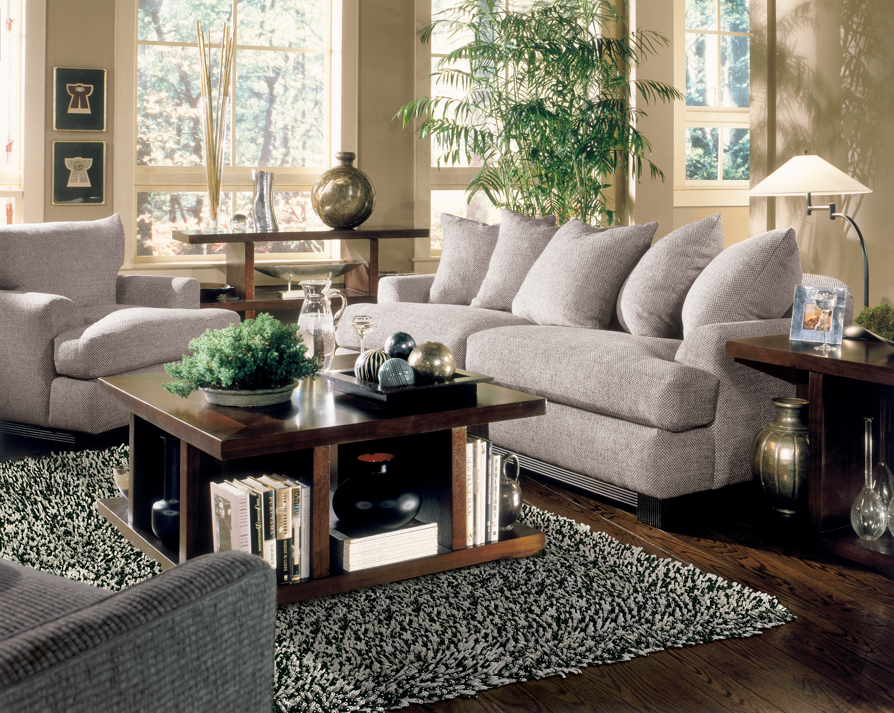 Bombay Living Room Unique Carpets Ltd