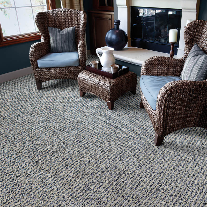 Bahama room preview Tufted Wool Dealer Support