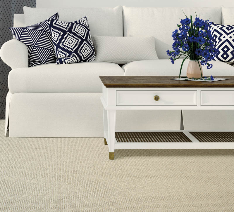 Dartmouth room preview Tufted Wool Dealer Support