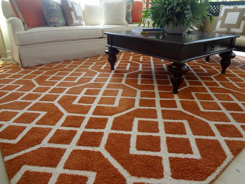 Octagon Rug preview