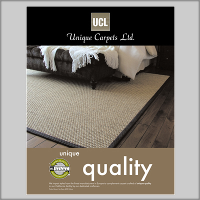 Unique Quality Promo Unique Carpets Ltd