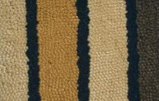 Vintage Stripe - carpet close-up