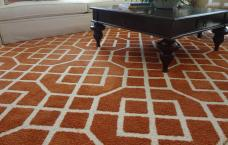 Octagon pattern rug Preview