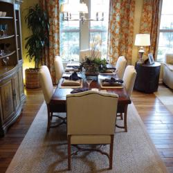 image of San Remo dining room rug