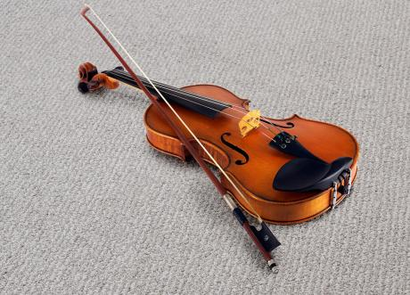 Rhapsody with Violin