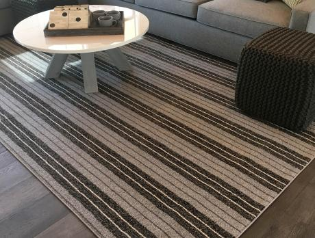 Ribbon Stripe Rug