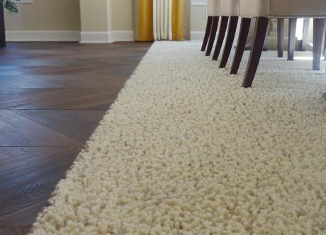 Sorrento style from the Shagtastic carpet collection from Unique Carpets, Ltd.