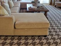 Houndstooth pattern rug preview